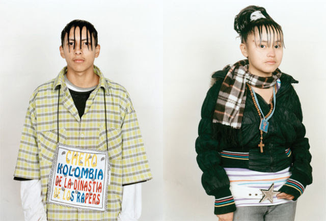 Crazy Haircut of the Cholombians