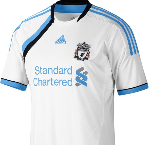 What do you think of the new all-white kit?