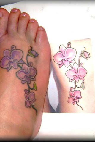 Black Orchid Tattoo Oshawa