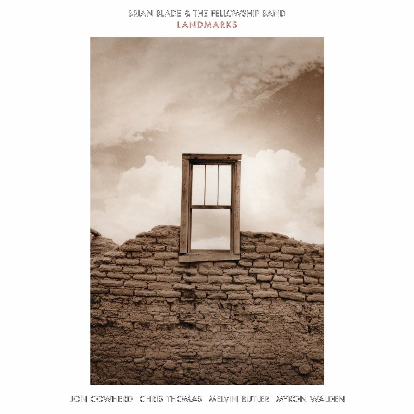 Brian Blade - Landmarks cover