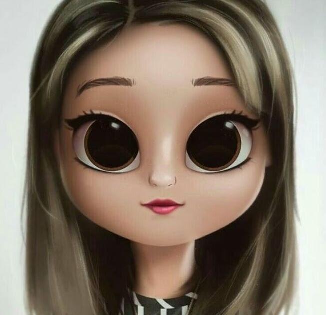 شخصية للفيس بوك اجمل الصور بنات كيوت فيس بوك كرتون Makusia Images