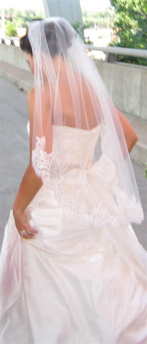 25  best ideas about Lace wedding veils on Pinterest