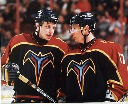 Heatley and Kovalchuk