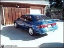 1992 Ford Escort Gt