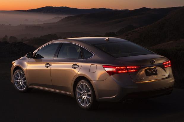 2014 Toyota Avalon vs. 2014 Lexus ES: What's the ...