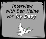 interview Ben Heine for My Desy