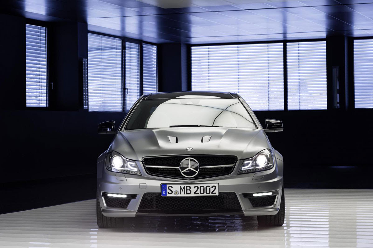 New 2014 Mercedes-Benz C63 AMG Edition 507 - eXtravaganzi