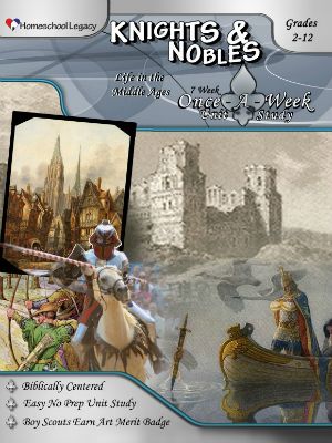 Read Tess's review of Knights & Nobles at Circling Through This Life