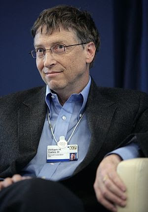 William H. (Bill) Gates III, Chairman, Microso...