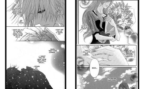 Dengeki Daisy Manga Ending
