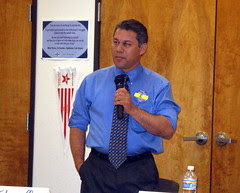 SOLANO at DEM LT. GOV. FORUM