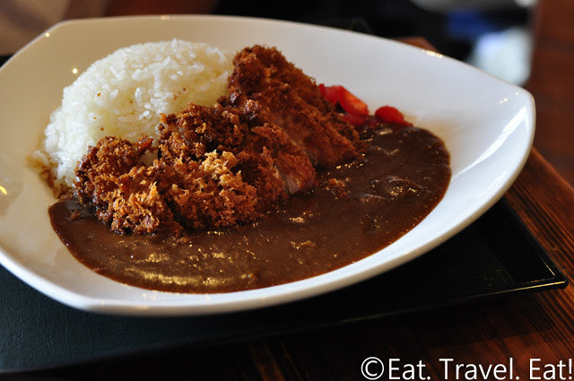 Oto-Oto Izakaya Japonaise- Monrovia, CA: Chicken Cutlet Curry