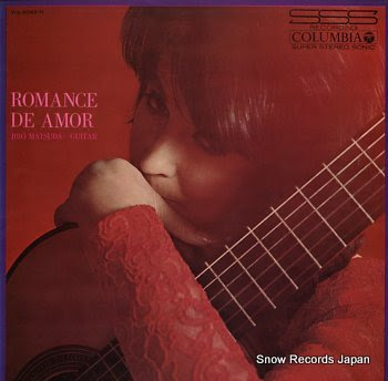 JIRO, MATSUDA romance de amor
