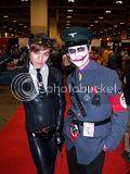 Catwoman & Nazi Joker