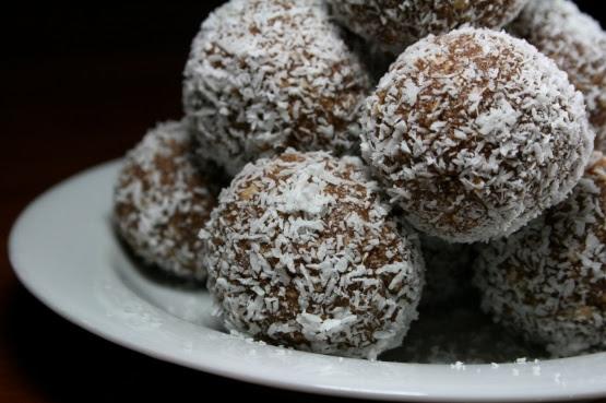 Coconut Chocolate Truffles Recipe - Food.com