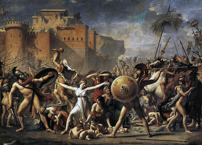 File:The Intervention of the Sabine Women.jpg