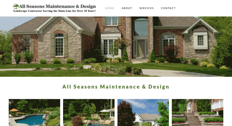 Access Asmdlandscapingcom Home All Seasons Maintenance And