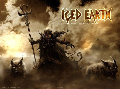 Iced Earth Wallpapers   Wallpaper Cave
