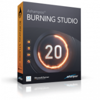 Giveaway: Ashampoo Burning Studio 2020 for Free