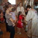 Vizita pastorala in parohia Sanmihaiu Roman (8)