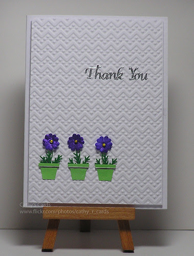 Thankyou pot plants by cathroff