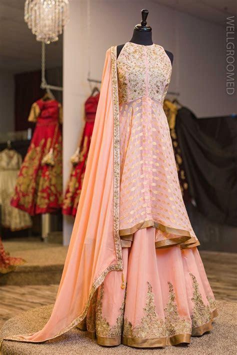 Best 25  Lehenga designs ideas on Pinterest   Indian wear