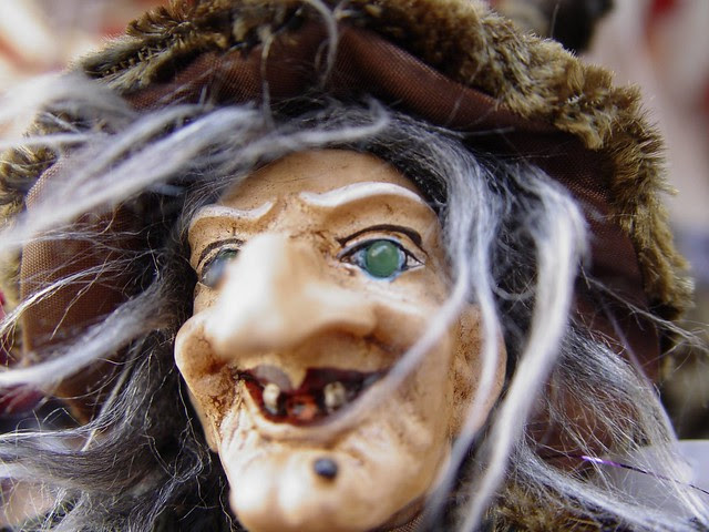 Mrs Witch