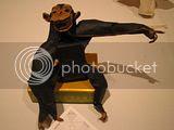 PCOC origami chimpanzee chimp brian chan