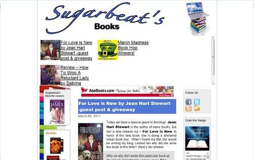 Sugarbeat's Books