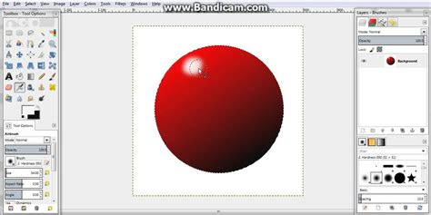 gimp  create design  logo youtube