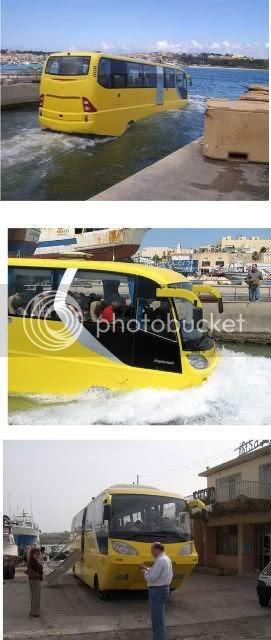 Bus Ampfibi...