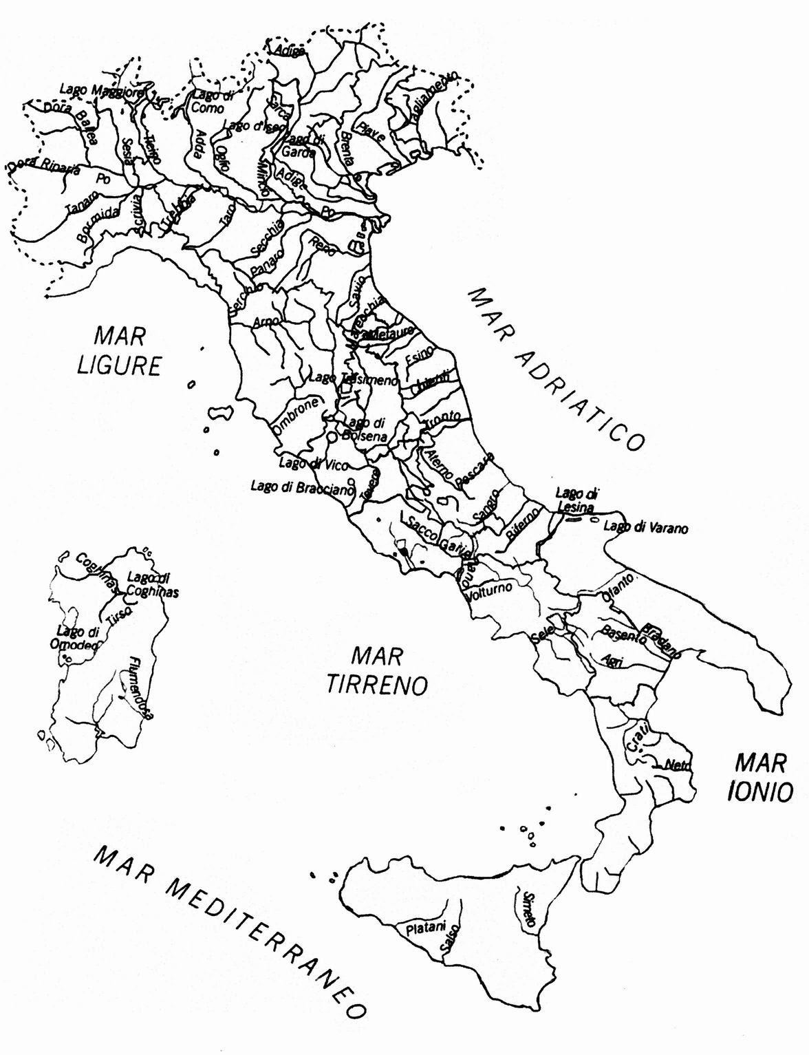 Cartina Politica Italia In Bianco E Nero Da Stampare.Cartina Europa Politica Da Colorare Home Accessories