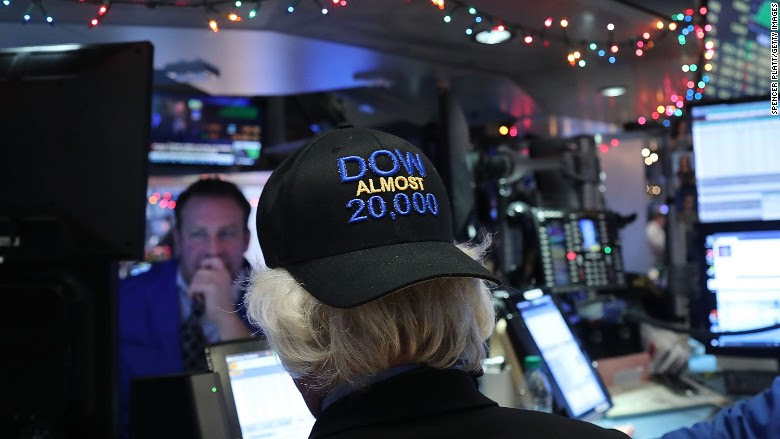 Dow 20000 nyse