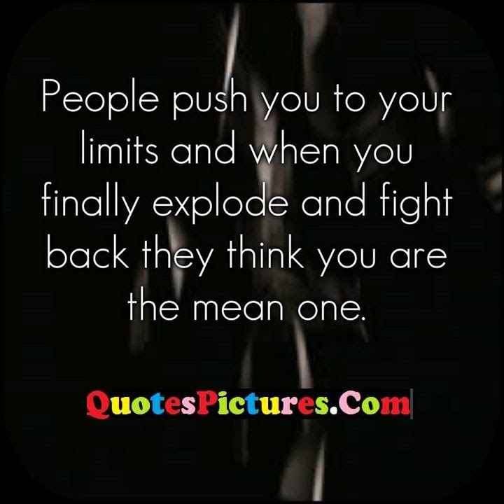 Fabulous People Quotes About Your Limits Quotespicturescom