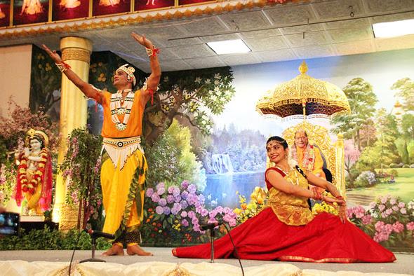 Radha Madhav Dham Temple in Austin to celebrate Shree Krishna Janmashtami
