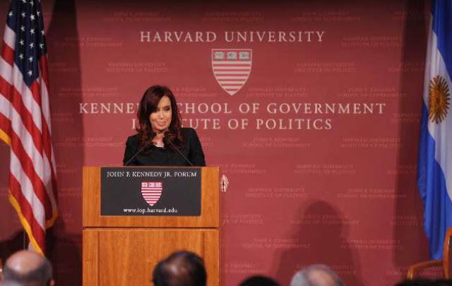 """Cristina aseguró que """"no es su deseo"""" impulsar una reforma de la Constitución"""