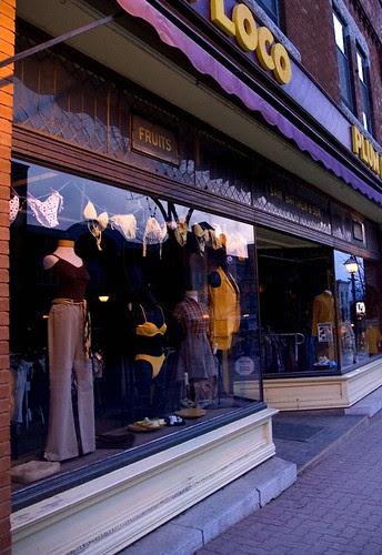 Orillia - Plum Loco Clothing Shop