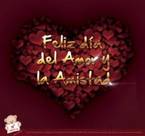 6 Imagenes De Feliz Dia Del Amor Y La Amistad