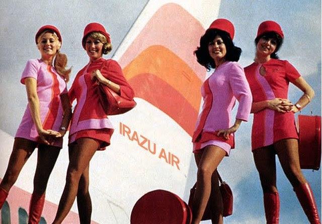 Irazu Air Uniform