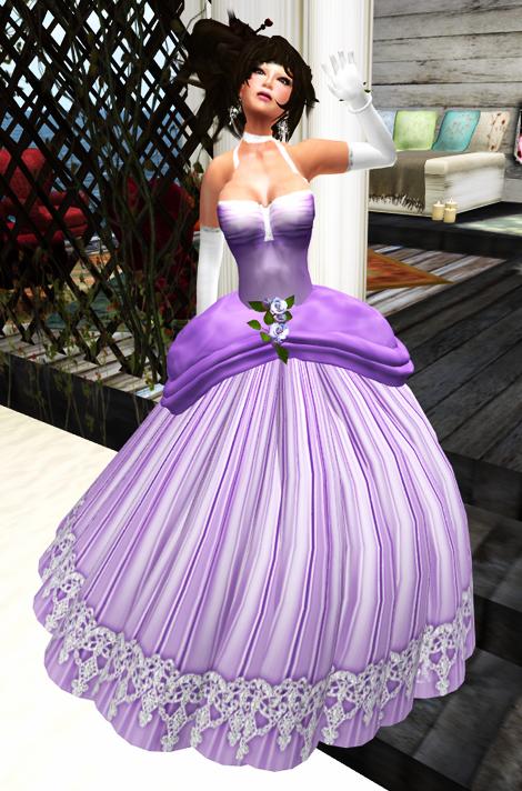 ~*~Felicia's Fashions~*~ Rosalyn Lilac