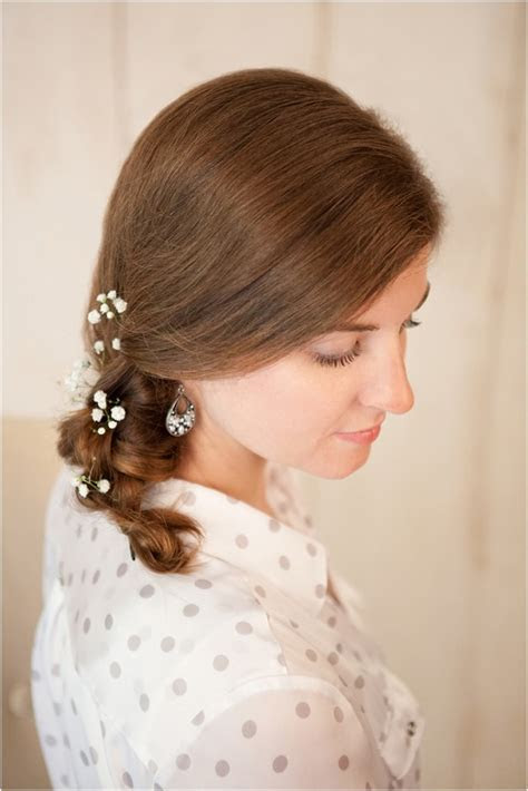 Stunning Wedding Day Hairstyle Ideas