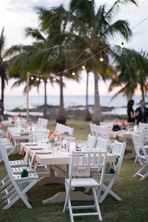 Real Wedding ? Jen & Brendan at Hacienda Pinilla Beach