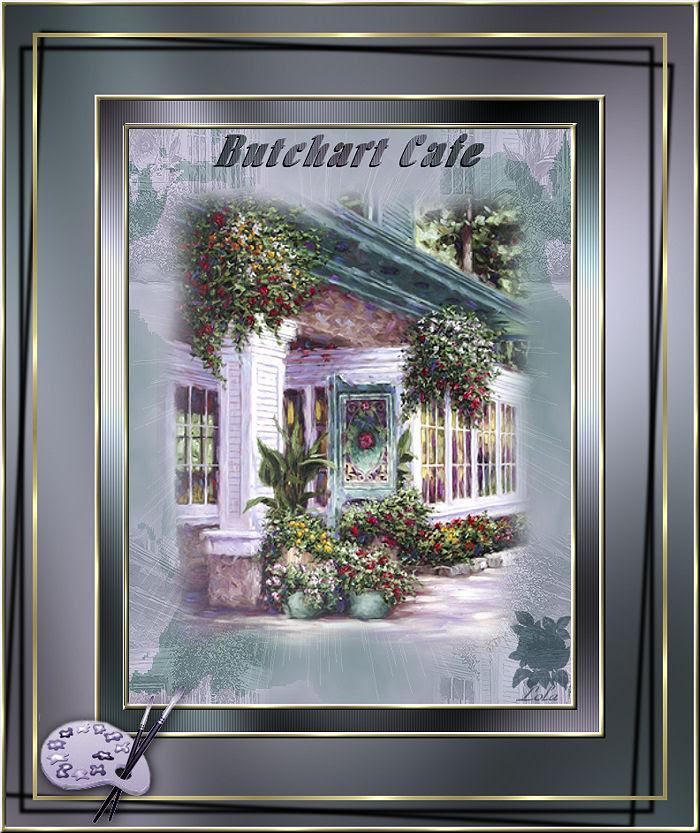 Butchart Cafe