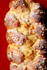 Apricot Brioche Breakfast Plait© by Haalo