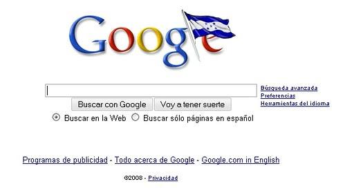 google honduras