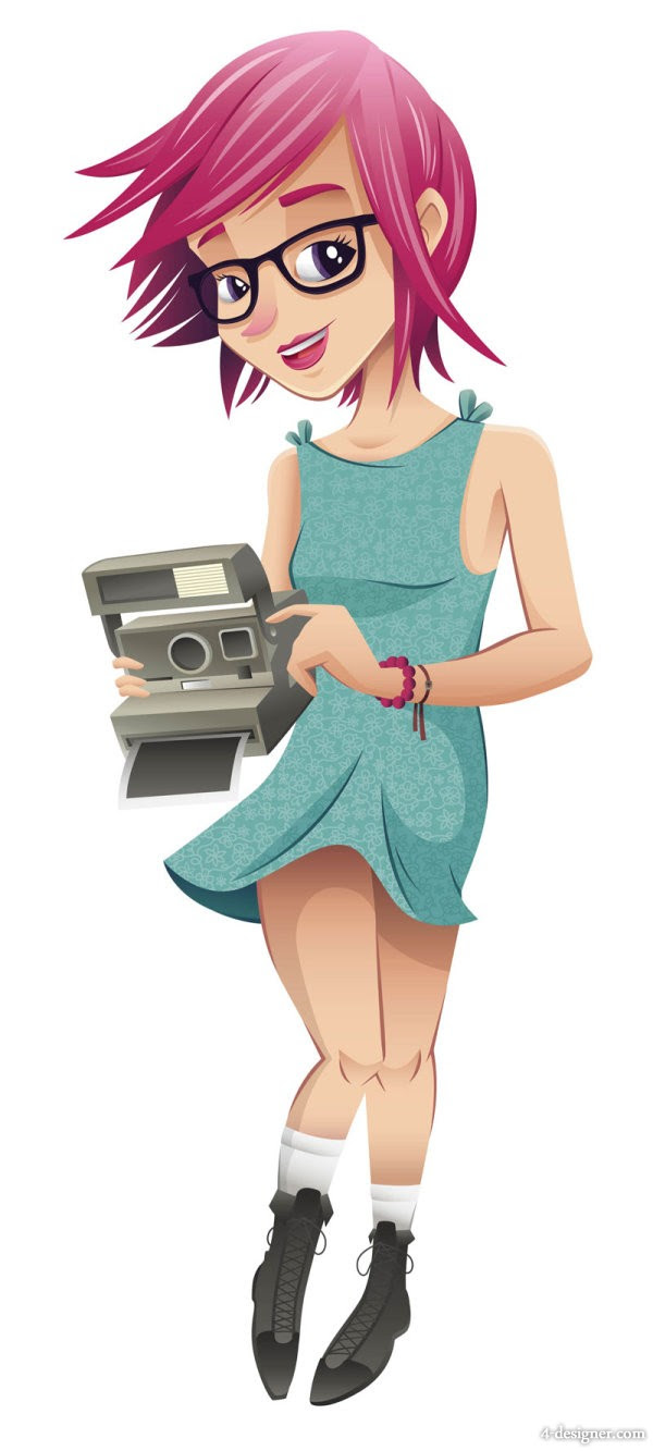 Free Girls Cartoon Pic Download Free Girls Cartoon Pic Png Images Free Cliparts On Clipart Library