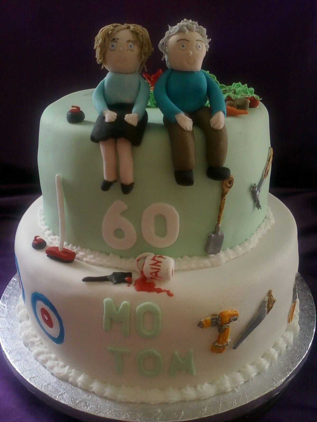 10 60th Birthday Cake For Ladies Ideas Cake 60th