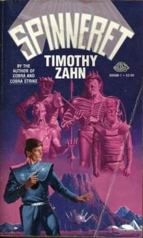 Spinneret by Timothy Zahn