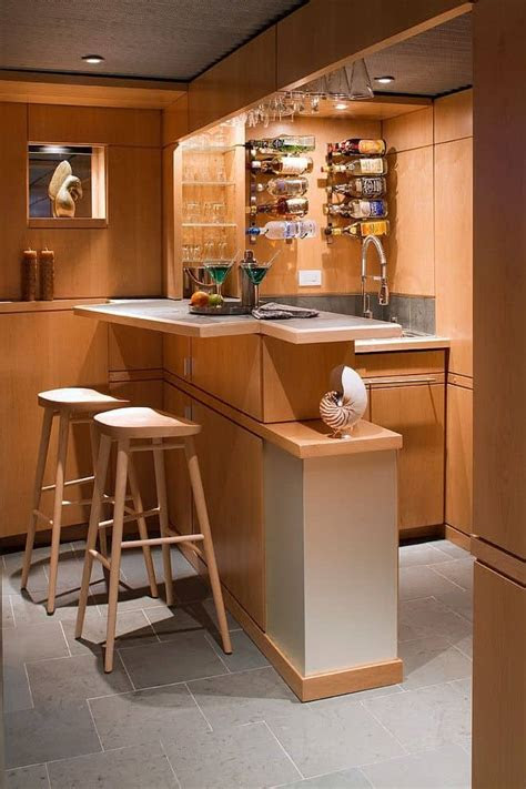 splendid home bar ideas  match  entertaining