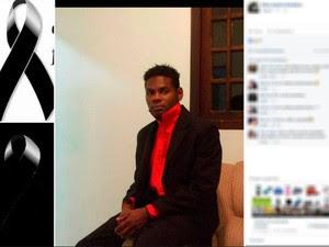 Daniel morreu no acidente (Foto: Reprodução/Facebook)